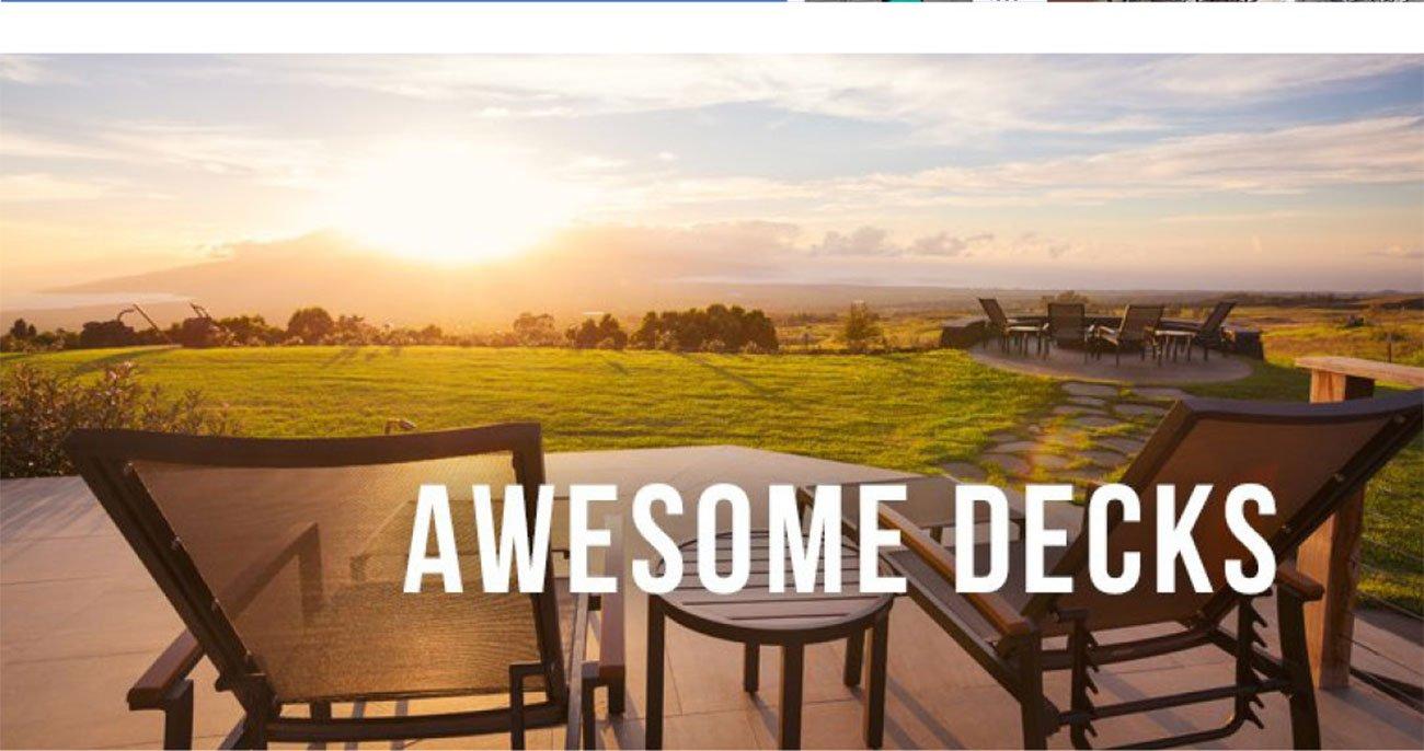 Awesome-Decks-Blog