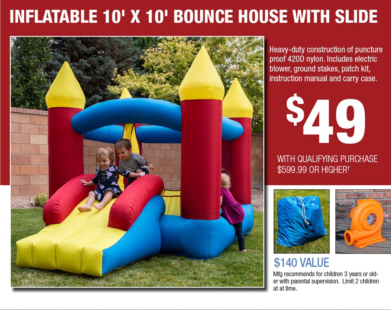 Inflatable-Bounce-House