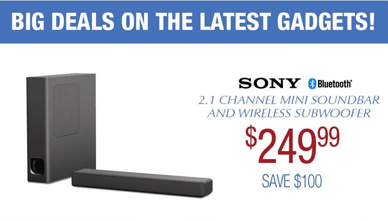 Sony-Mini-Soundbar-Wireless-Subwoofer