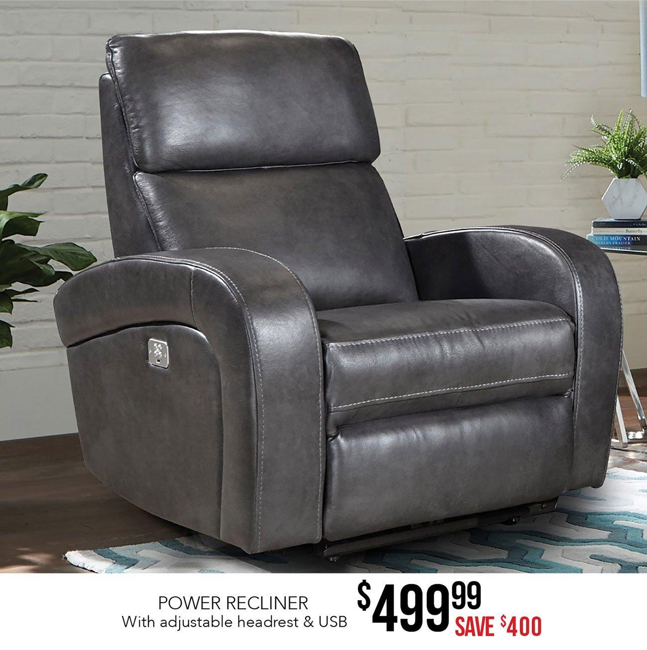 Power-recliner