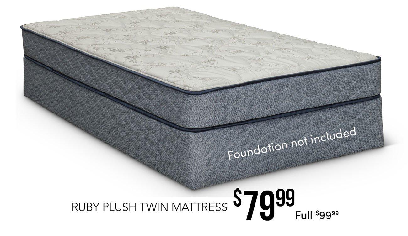 Ruby-plush-twin-mattress