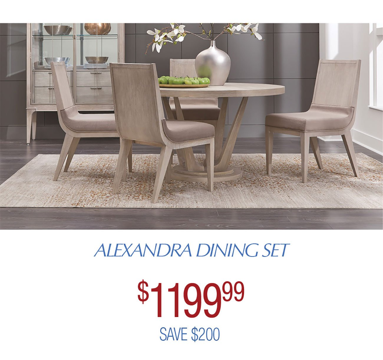 Alexandra-Dining-Set