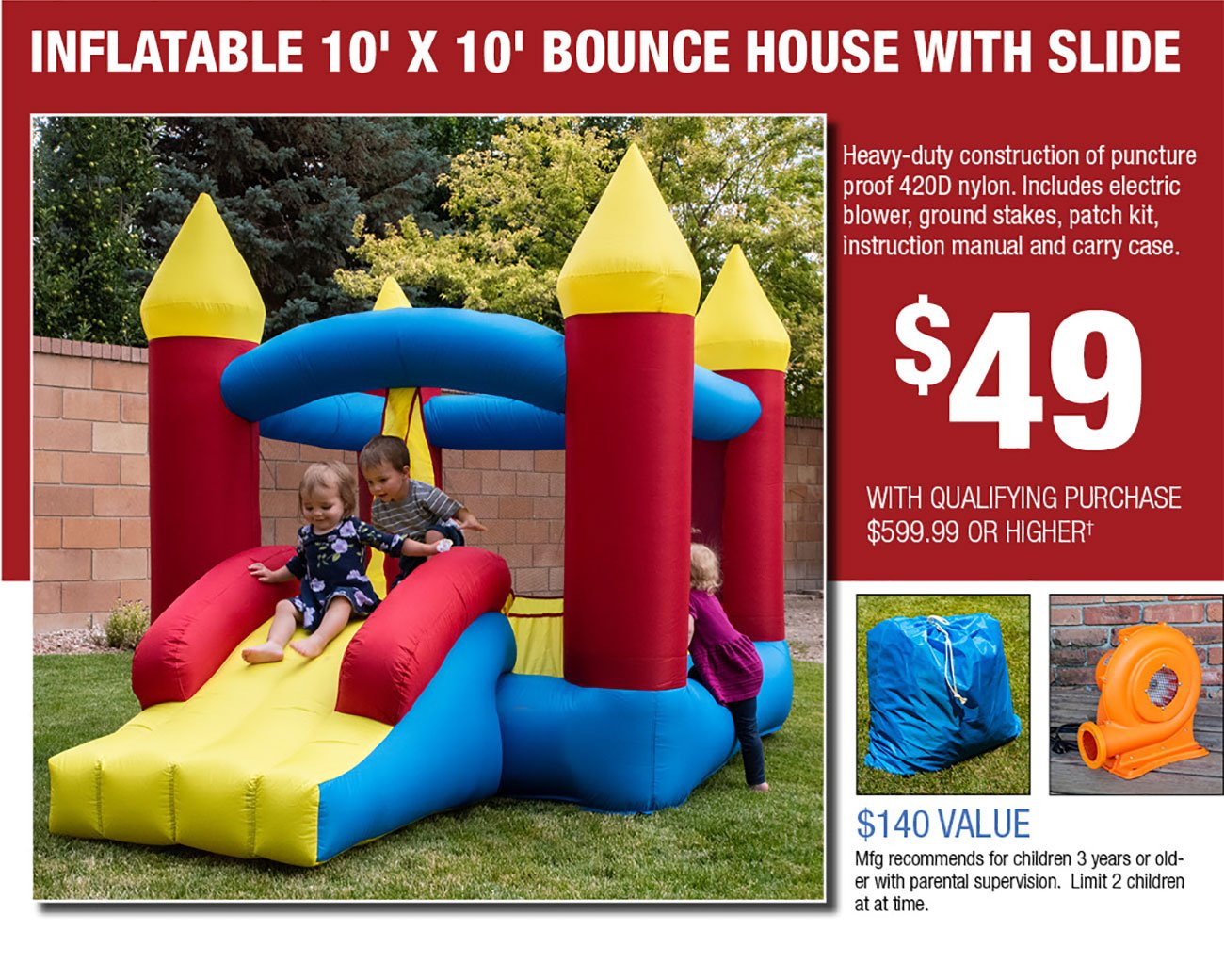 Inflatable-Bounce-House-Premium