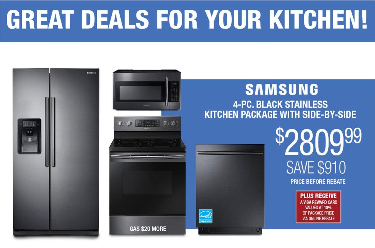 Samsung-Black-Stainless-Kitchen-Package-UIRV