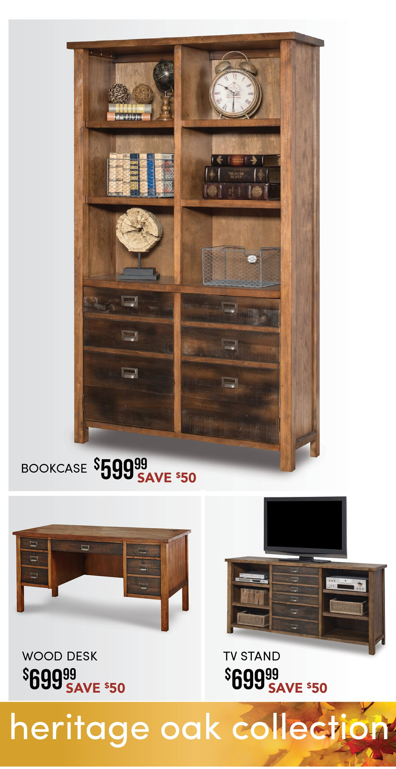 Heritage-oak-collection