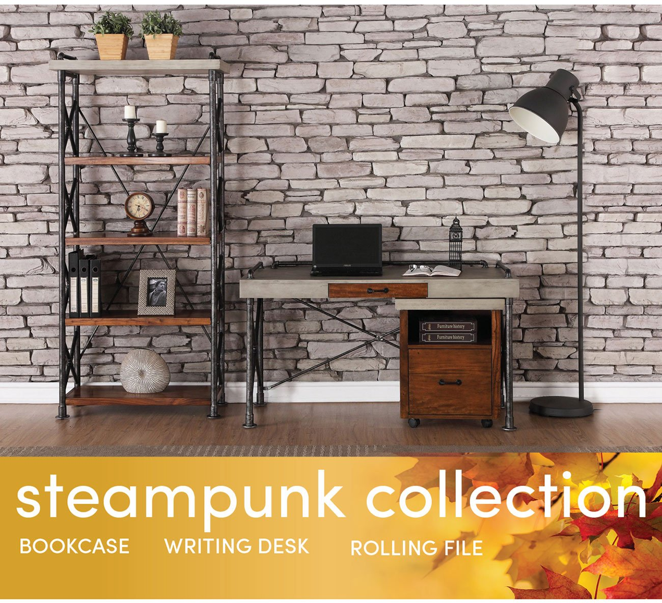 Steampunk-collection