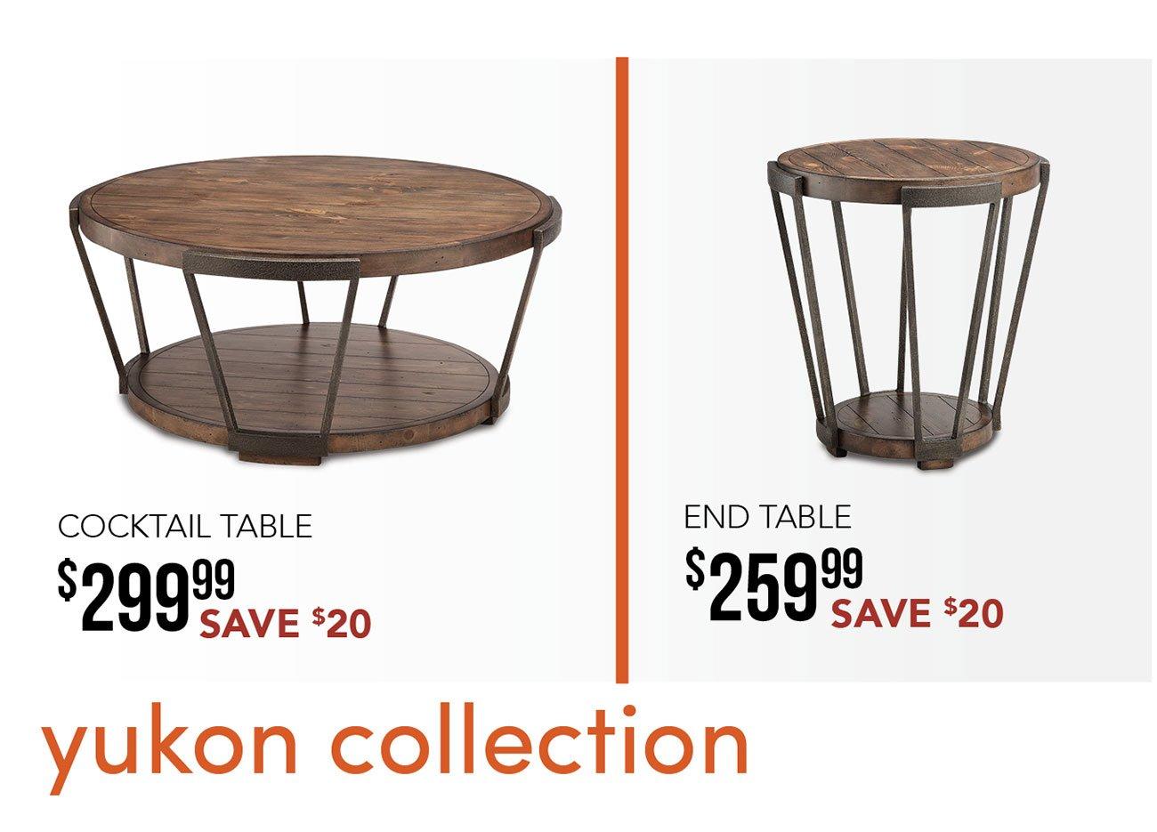 Yukon-collection