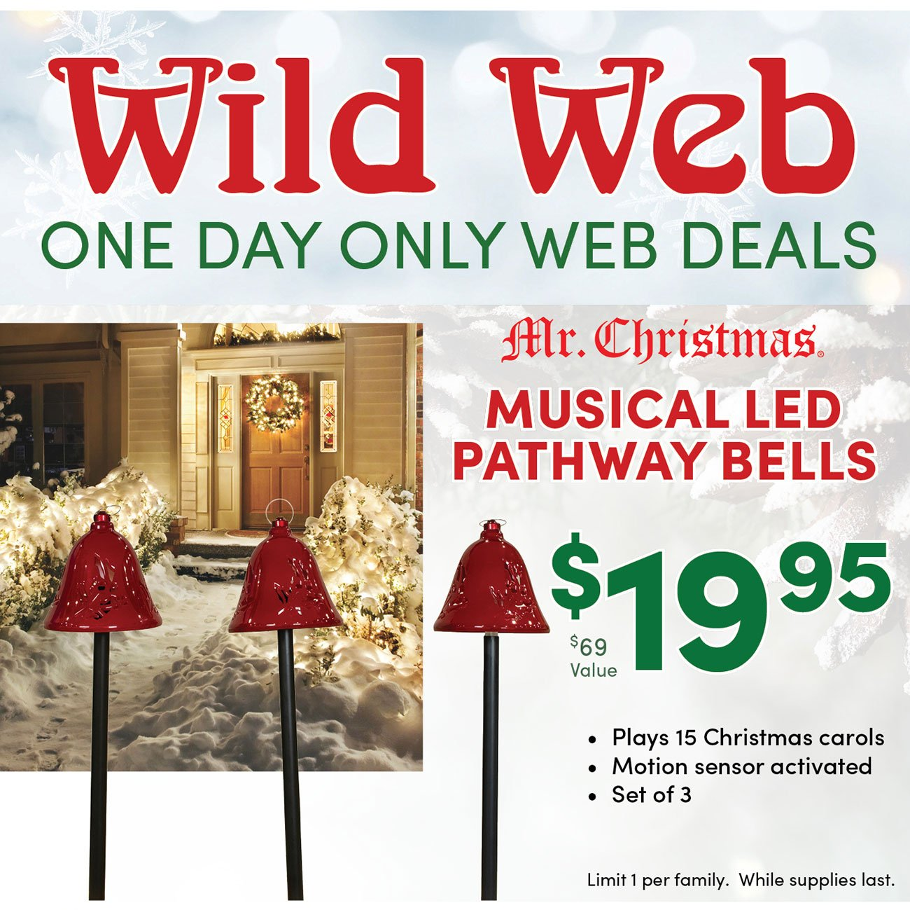 Expired Email Hi Wild Web One Day Only Savings A