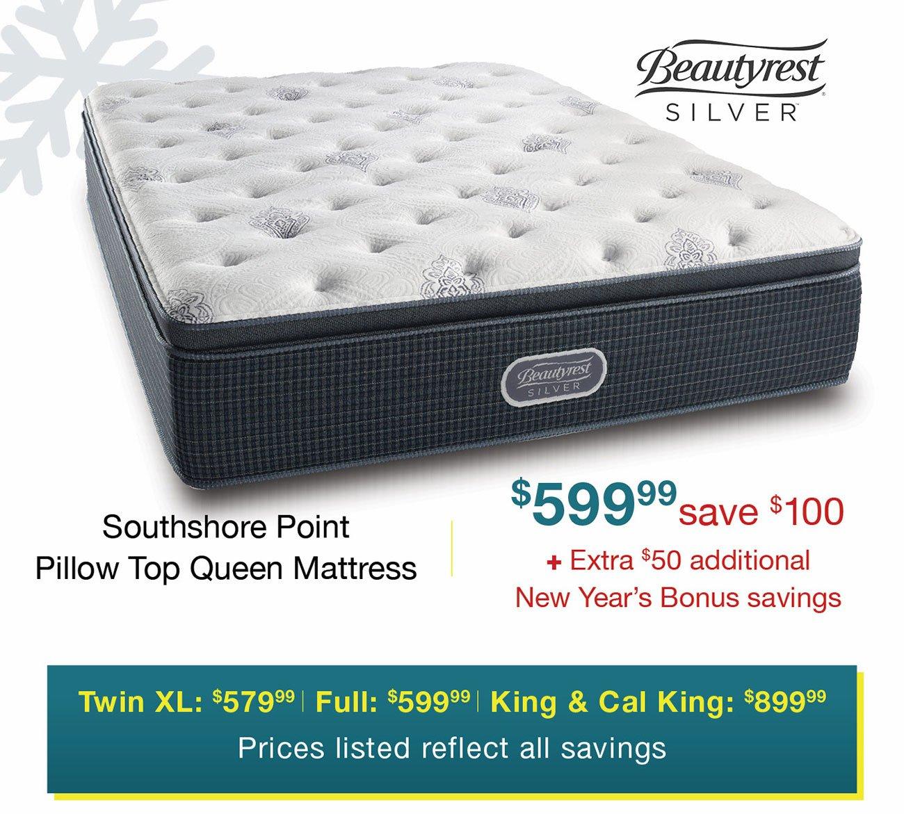Beautyrest-southshore-mattress