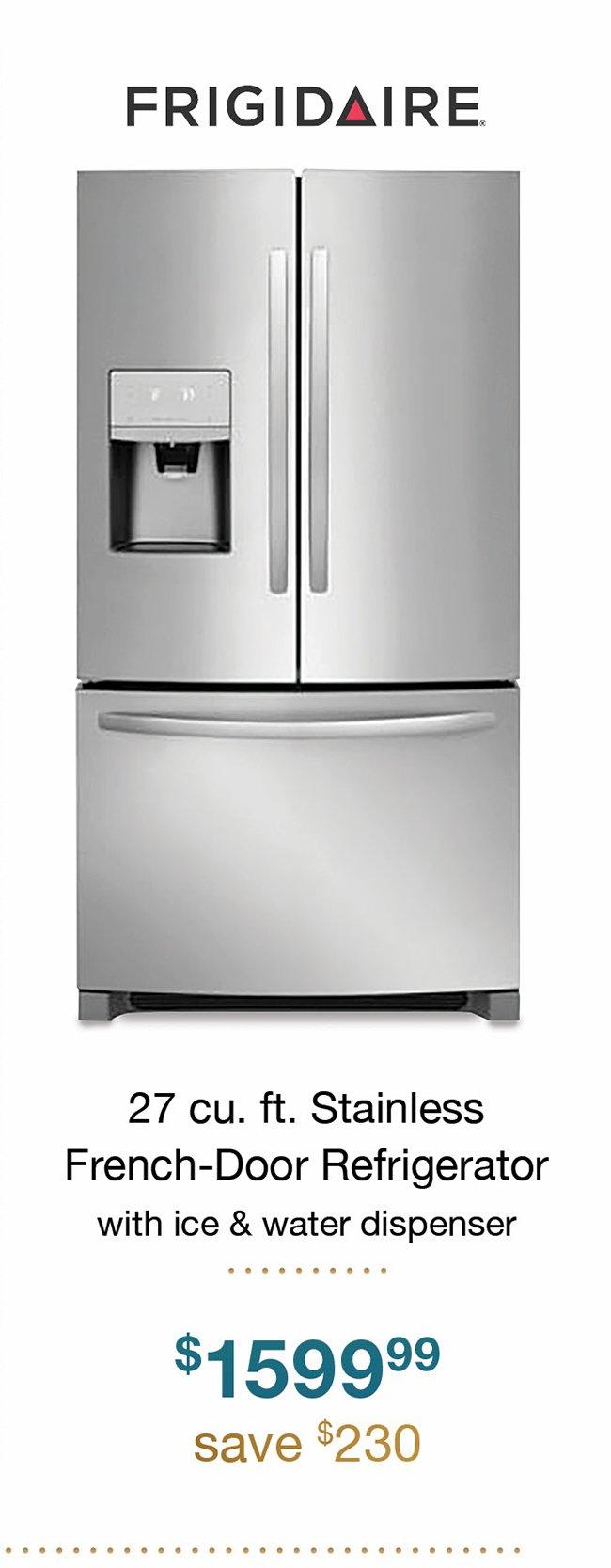 Frigidaire-french-door-refrigerator