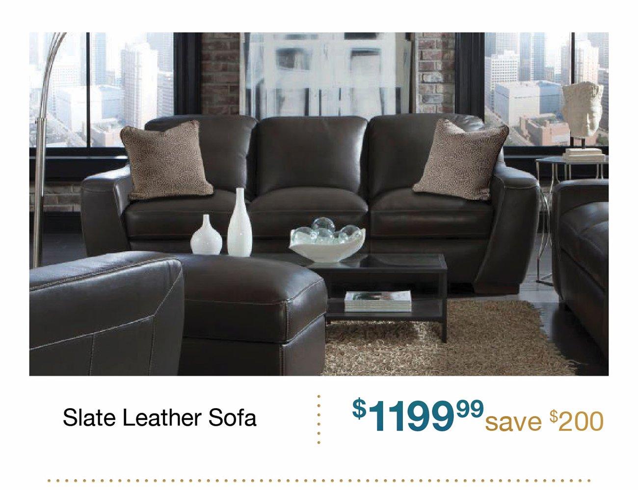 Slate-leather-sofa