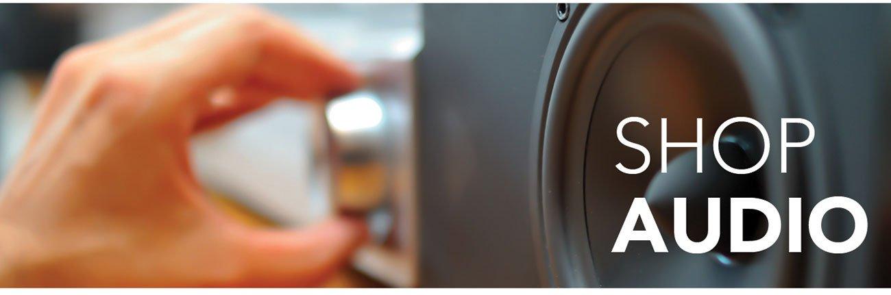 Shop-audio