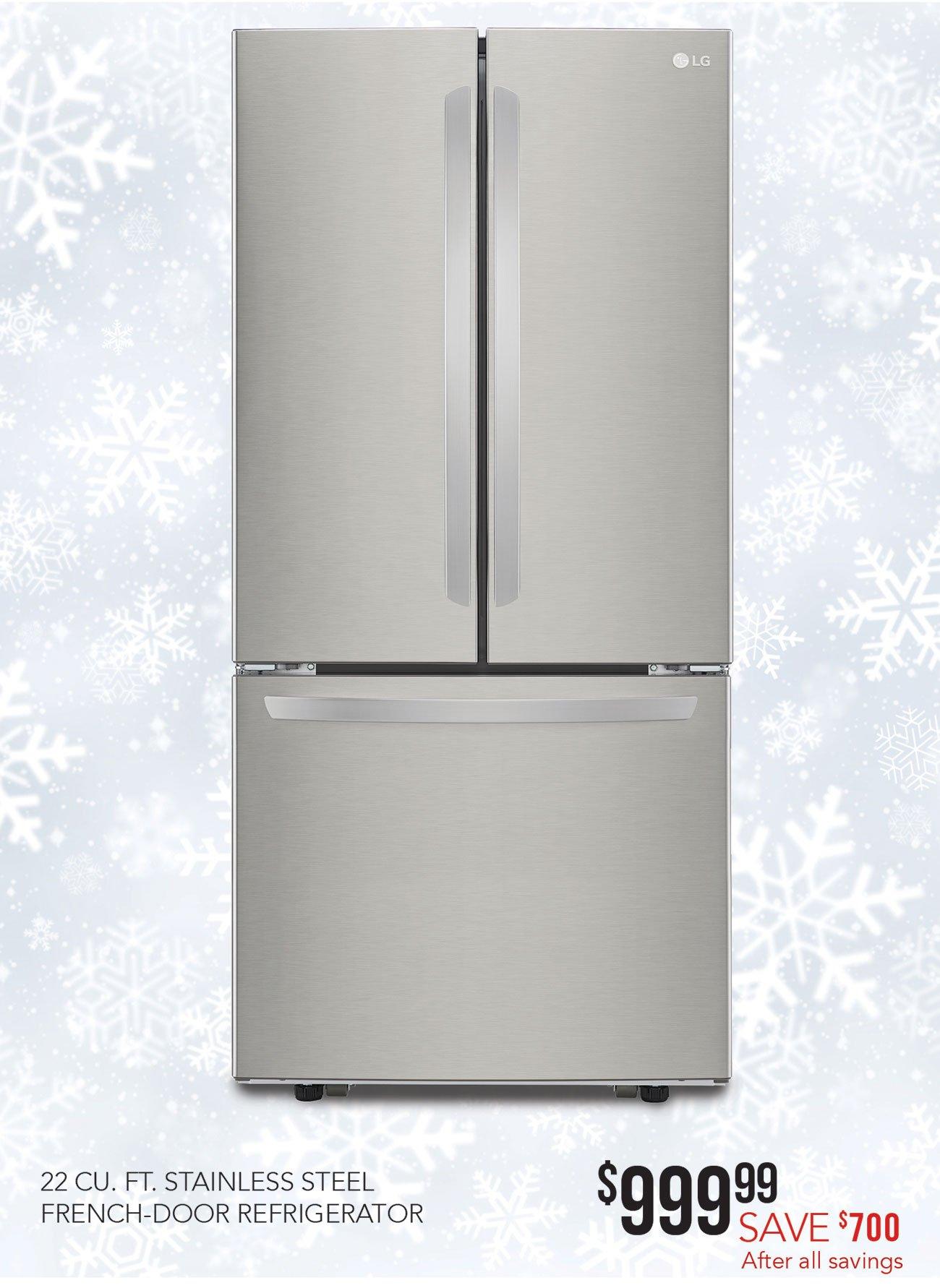 stainless-steel-french-door-refrigerator