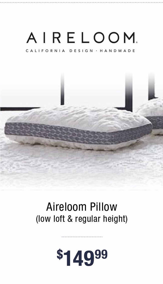 Aireloom-pillow