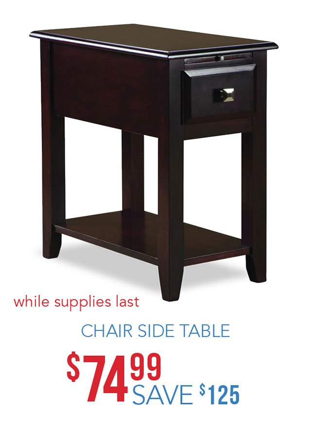 Chair-side-table