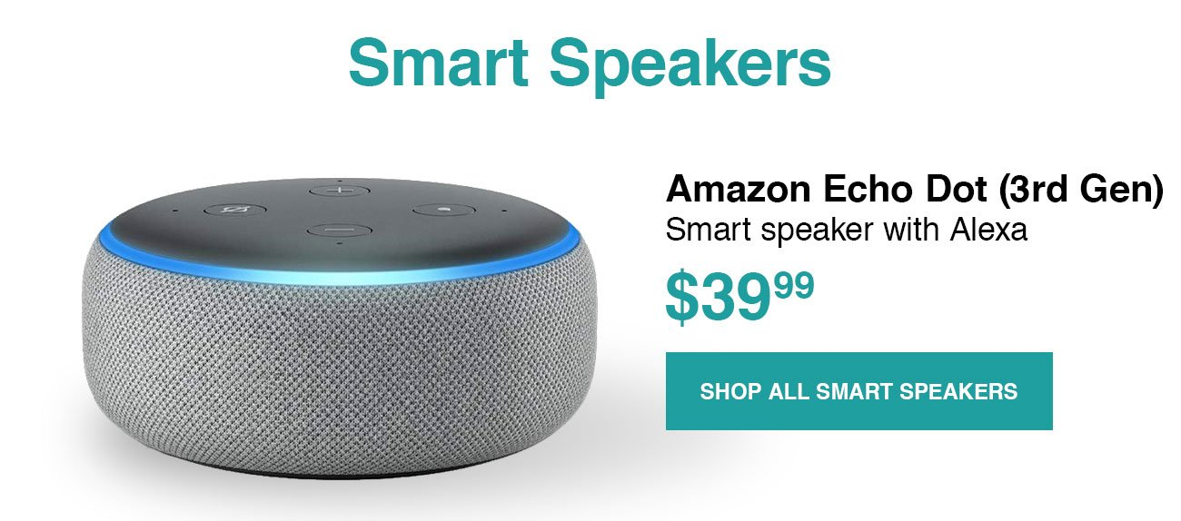 Expired Email: Hello, Make your home a Smart Home today! | RC Willey