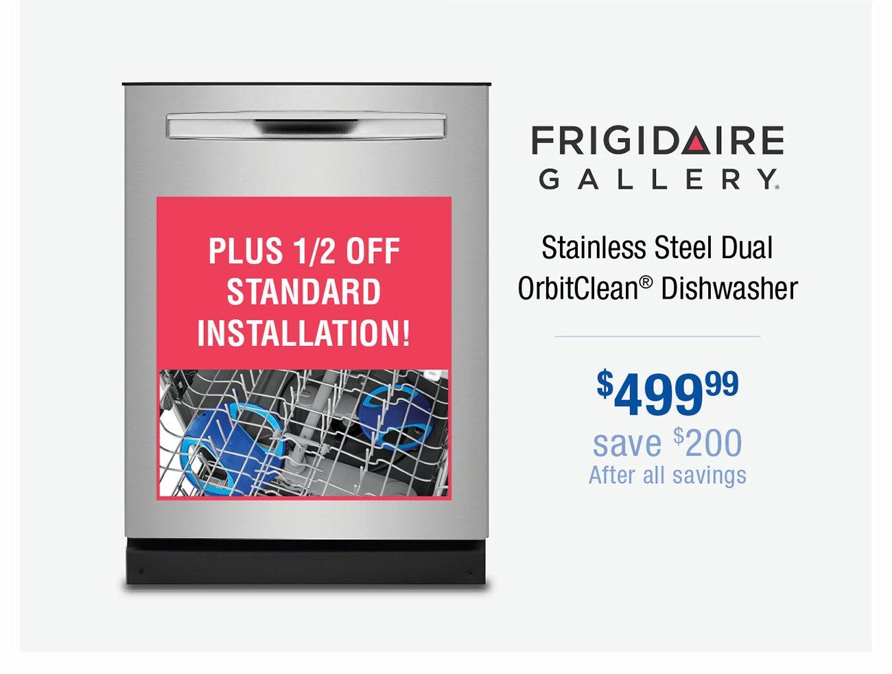 Frigidaire-galley-dishwasher