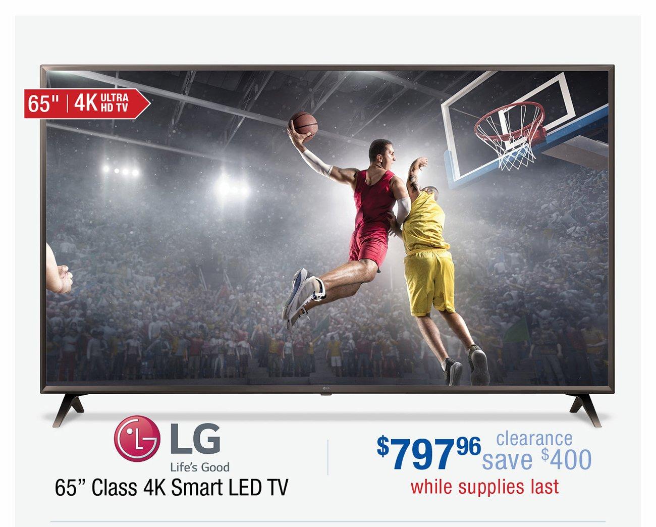 Lg-65-inch-4k-tv