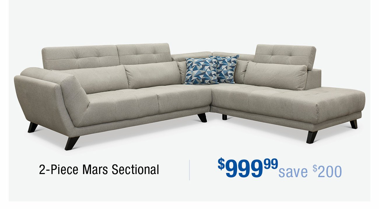 Mars-sectional