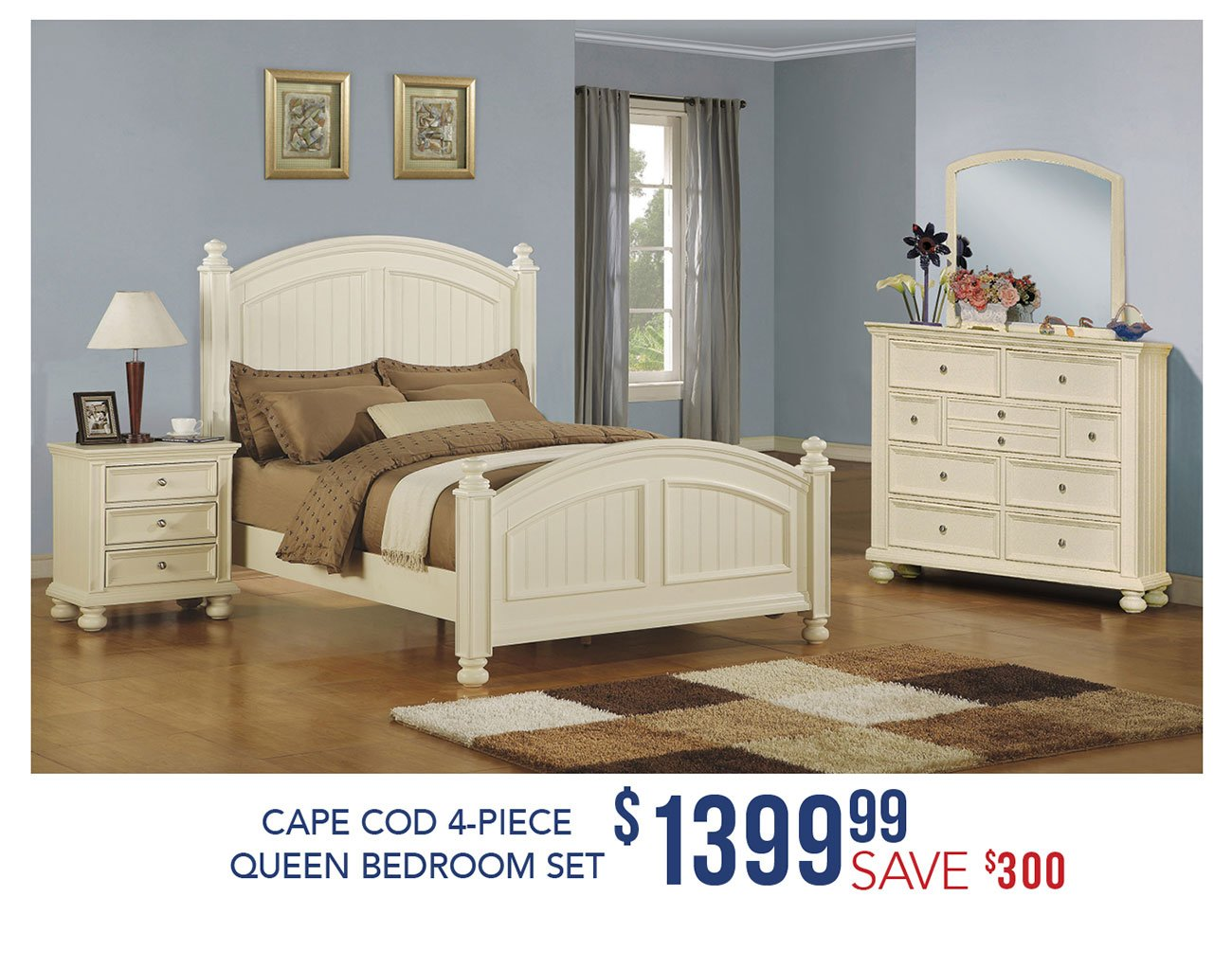 Cape-cod-queen-bedroom-set