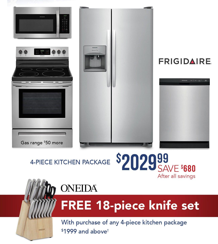 Frigidaire-4-piece-kitchen-package