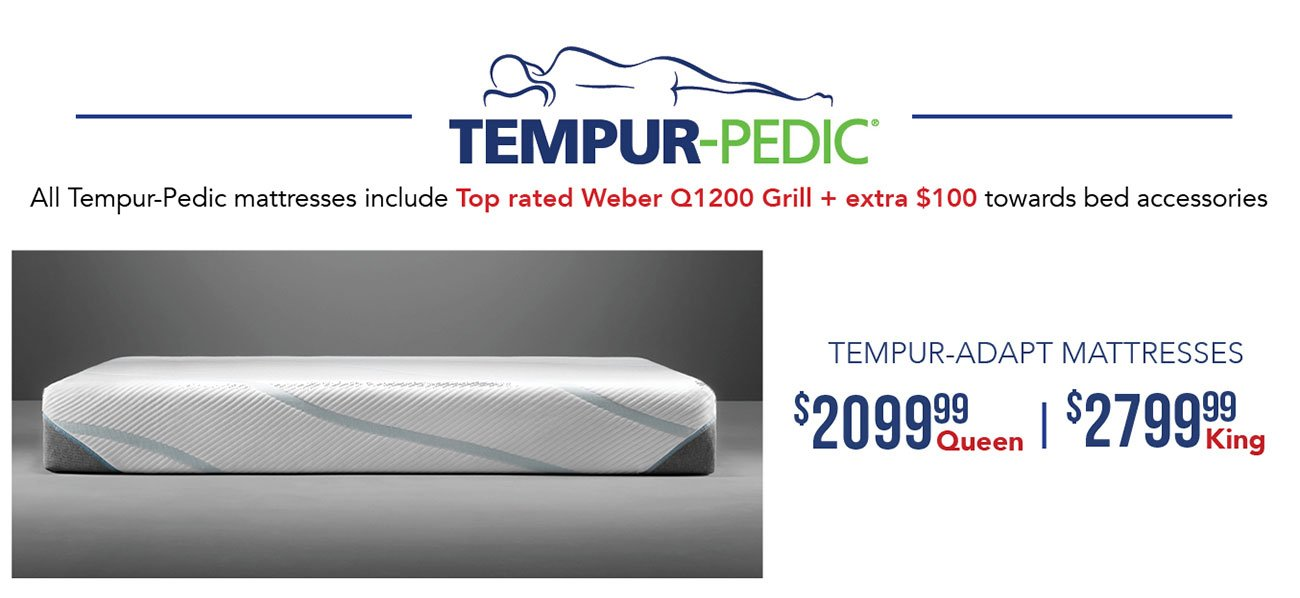 Tempur-Adapt-mattress