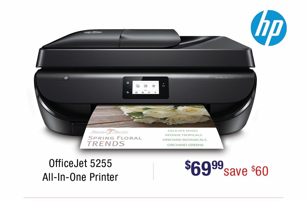 Hp-officejet-5255-printer