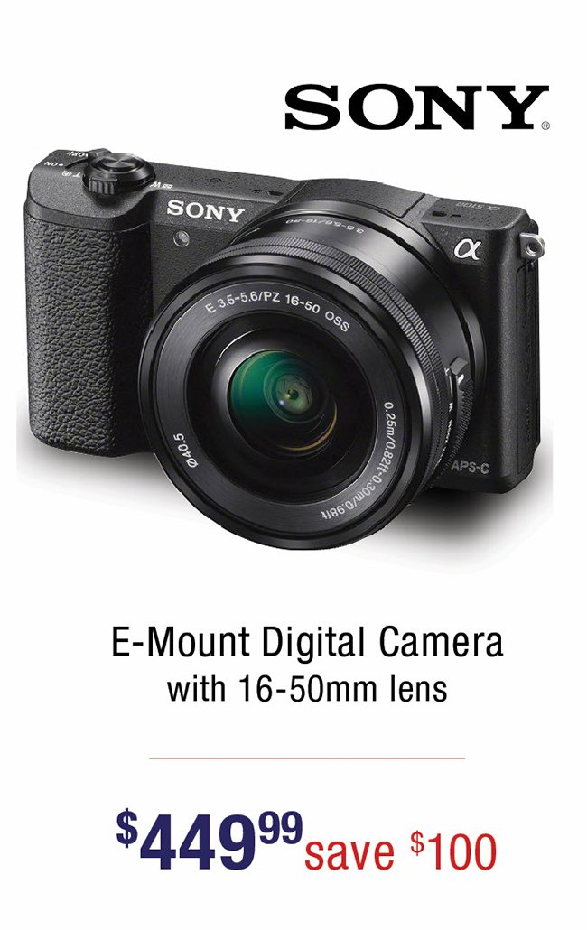 Sony-emount-digital-camers