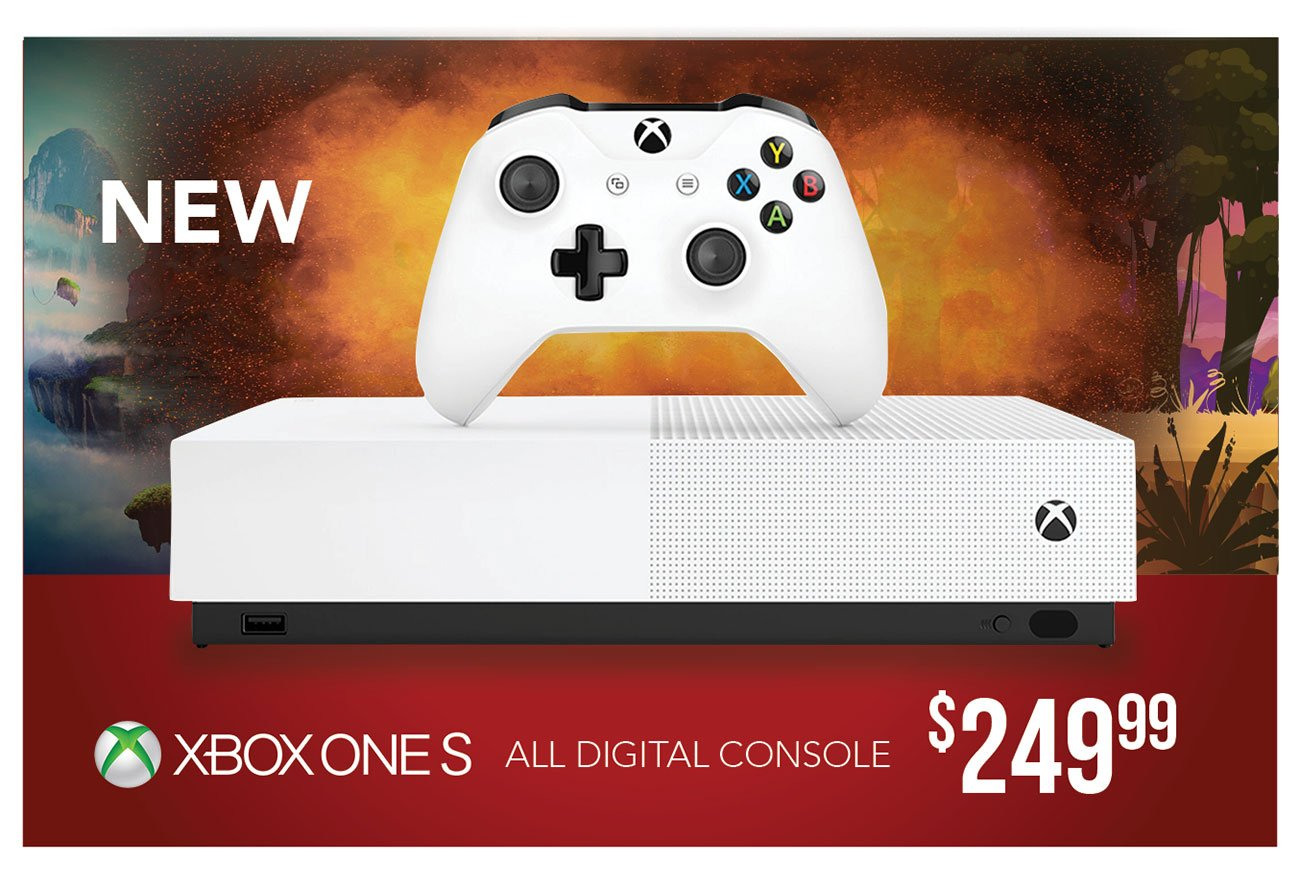 Xbox-digital-console