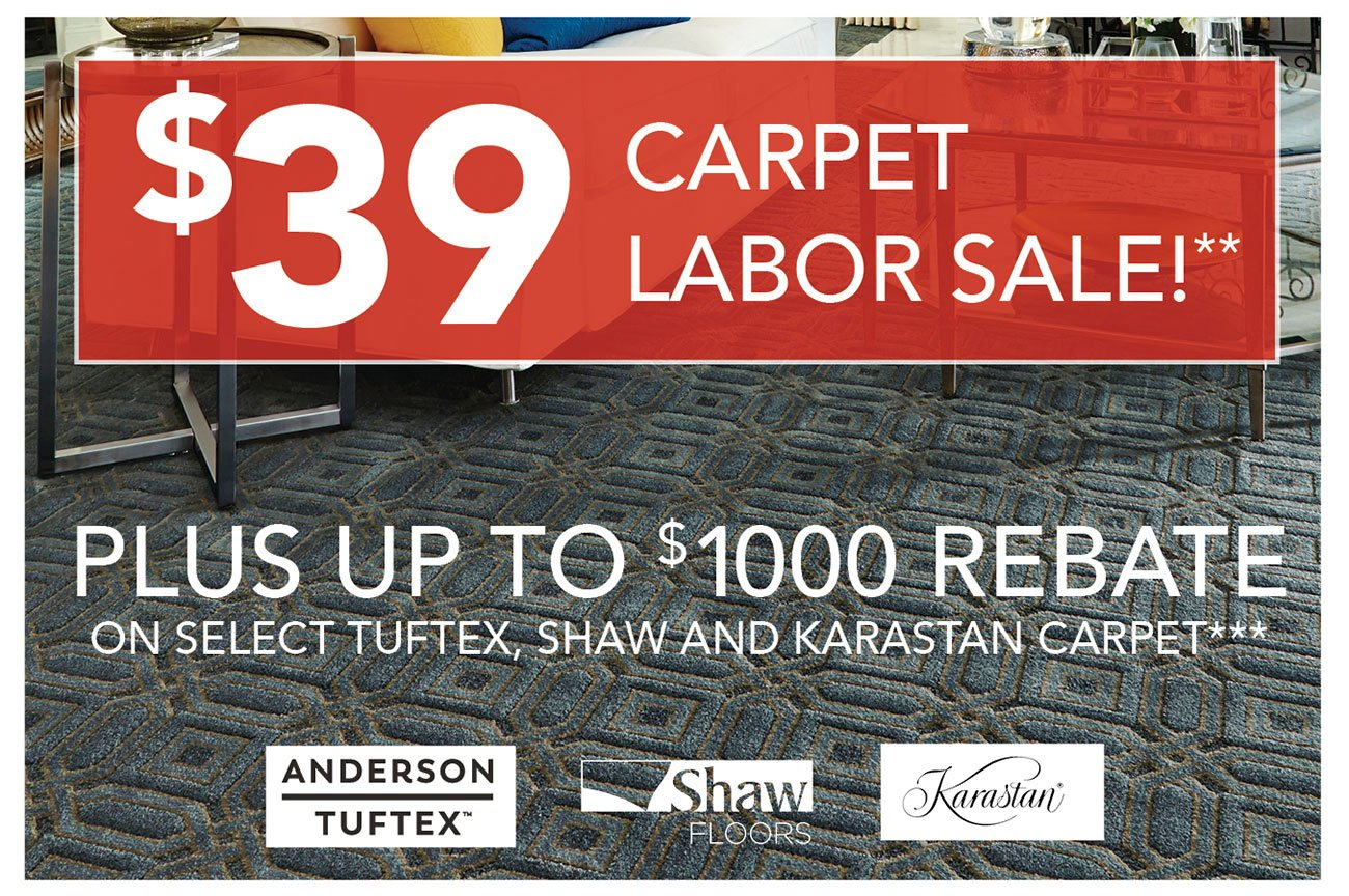 carpet-labor-sale