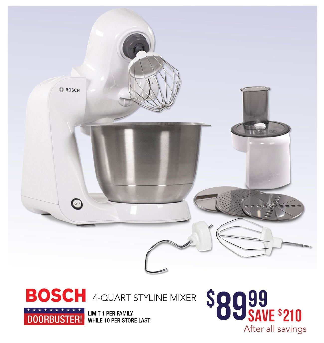 Bosch-Styline-mixer
