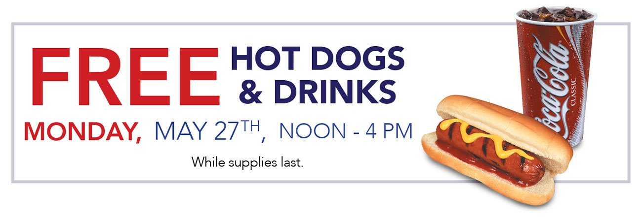 Free-hot-dogs