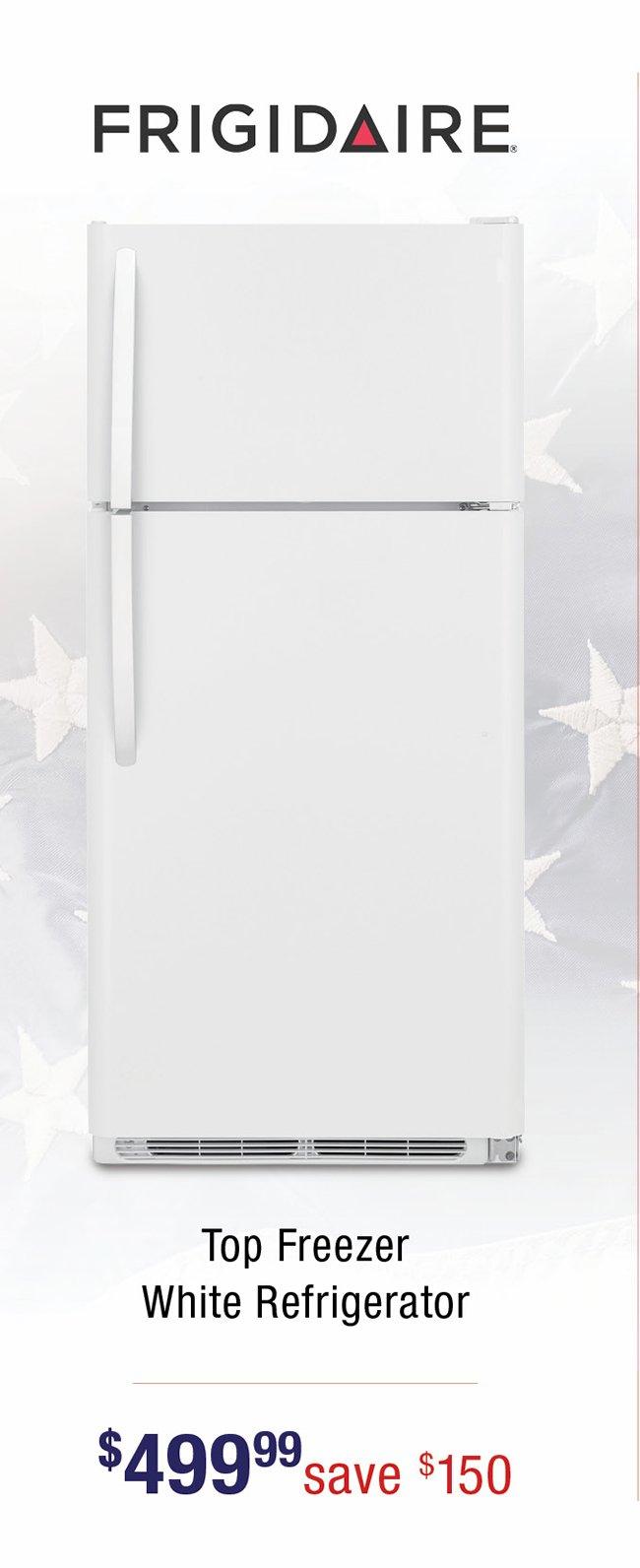 Figidaire-white-refrigerator