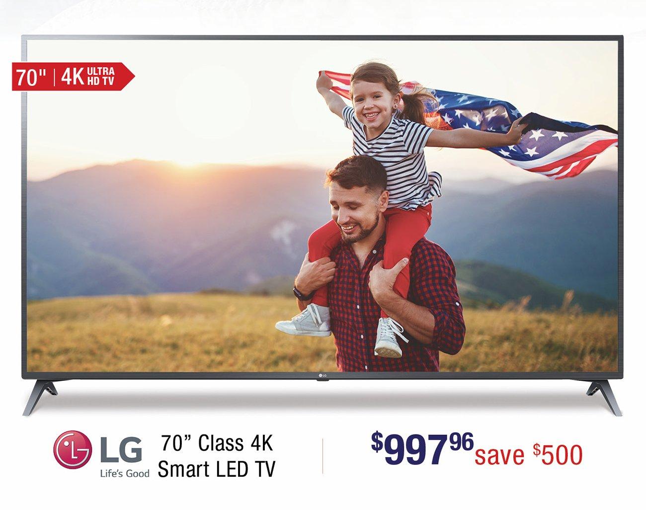 Lg-70-inch-4k-tv