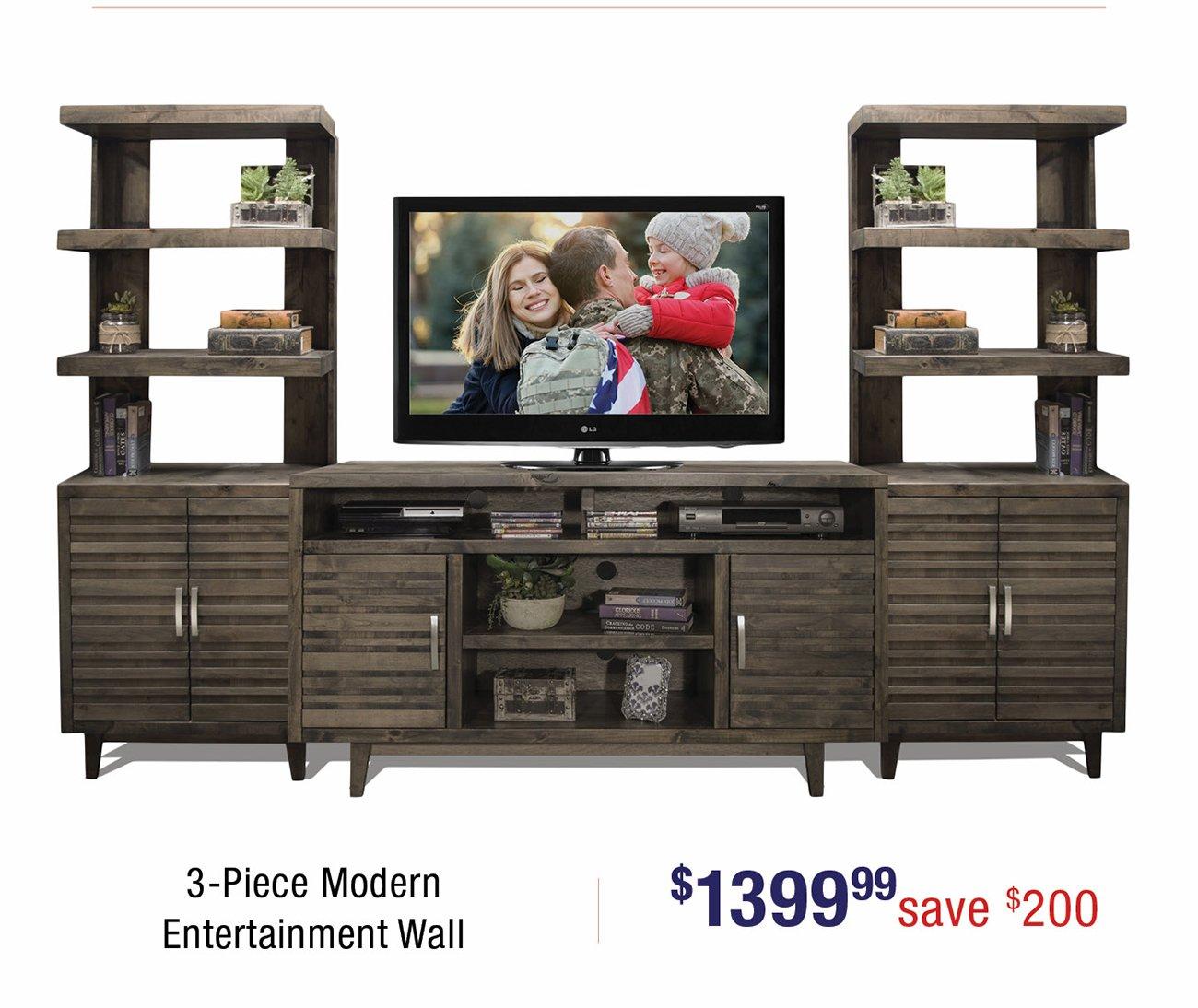 Modern-entertainment-wall