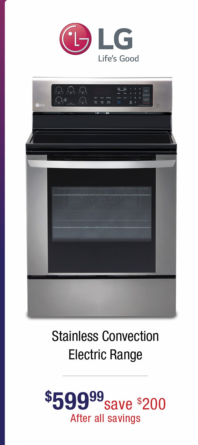 Lg-stainless-convection-range