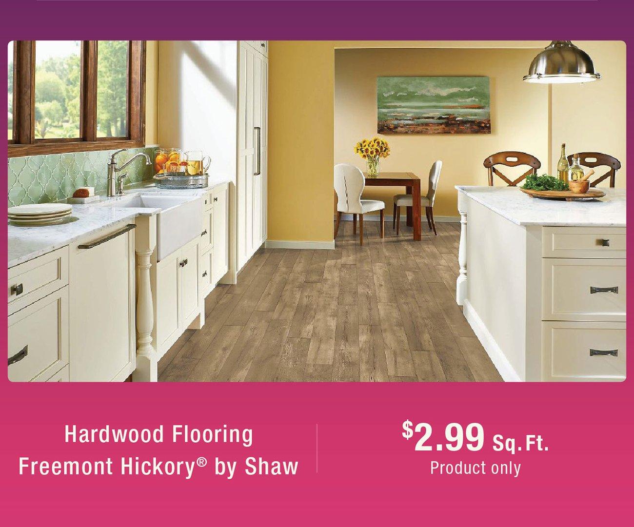 Shaw-hardwood-flooring