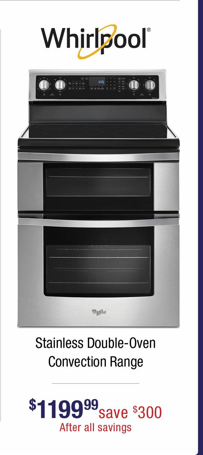 Whirlpool-double-oven-range