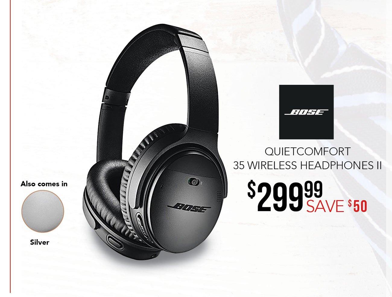 Bose-Quietcomfort-headphones