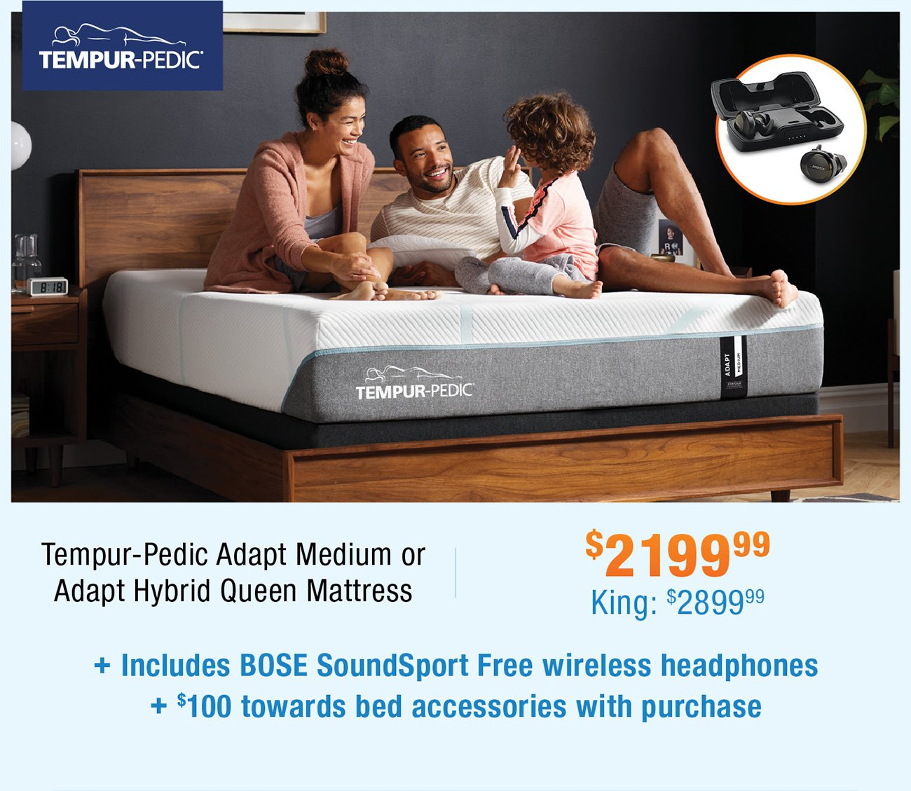 Tempur-pedic-adapt-queen-mattress