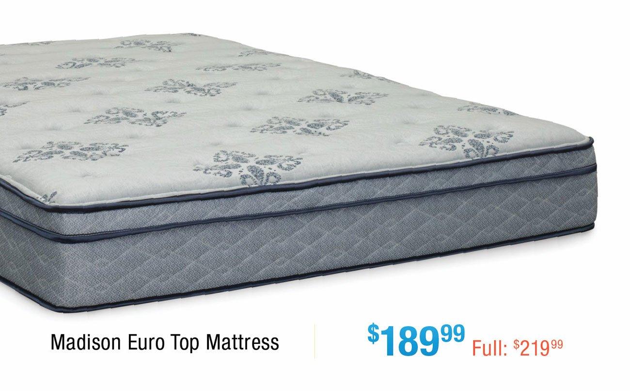Madison-euro-twin-mattress