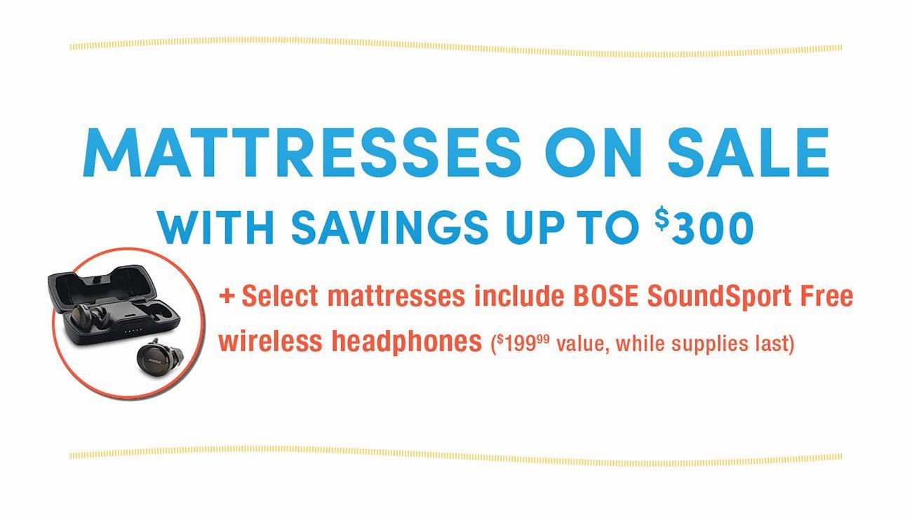 Mattress-sale