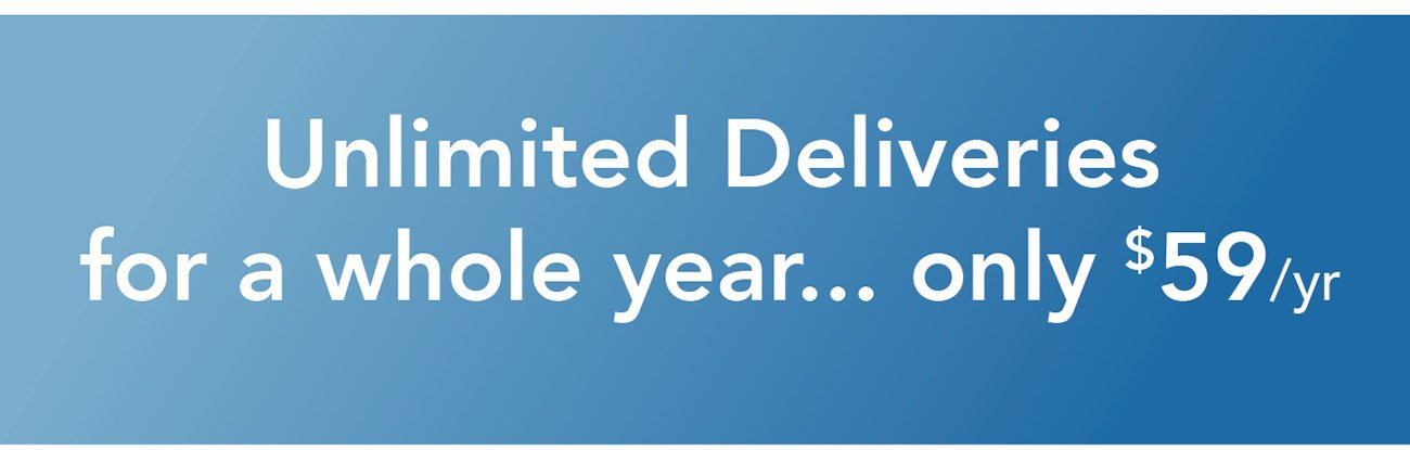Unlimited-deliveries
