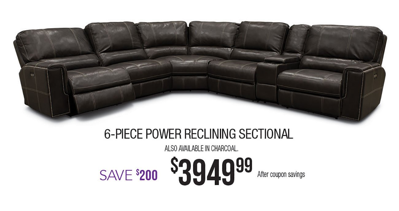 Black-Leather-Reclining-Sectional
