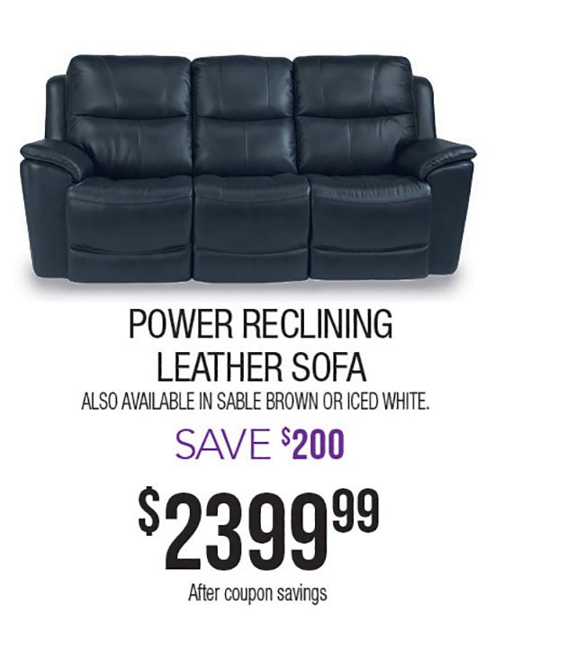 Dark-Blue-Power-Reclining-Leather-Sofa