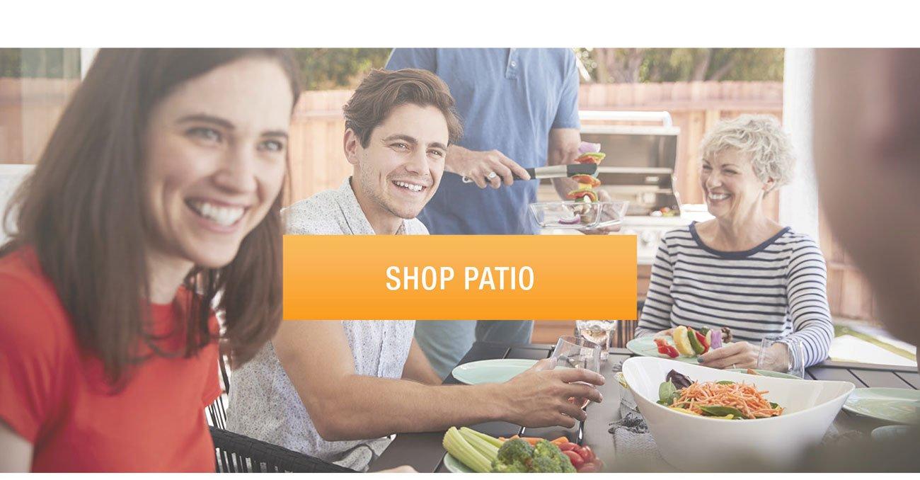 Shop-patio