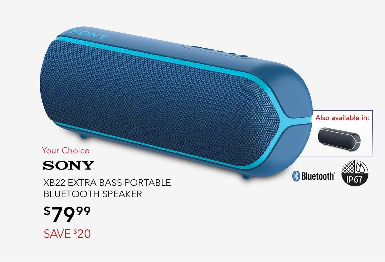 Sony-portable-bluetooth-speaker