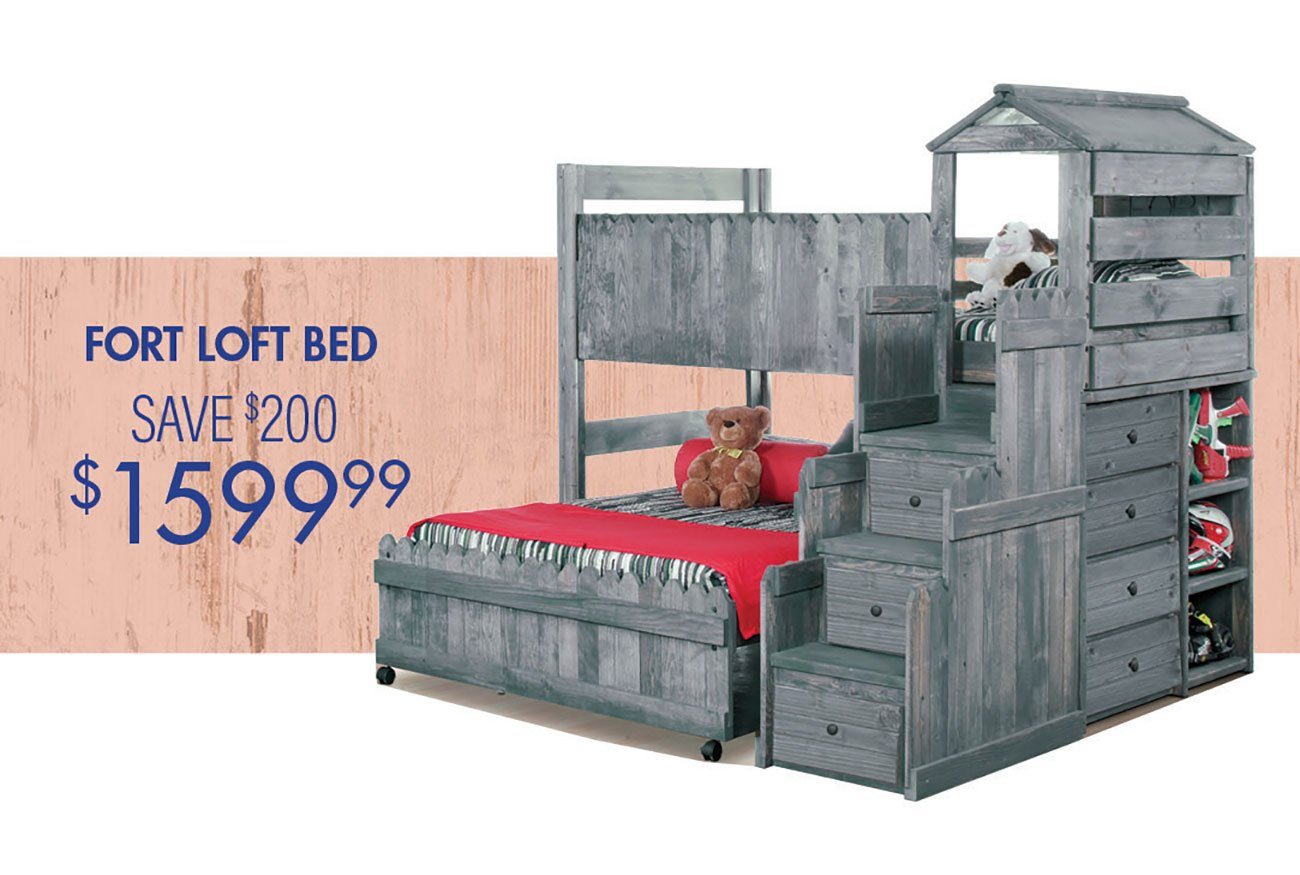 Fort-Loft-Youth-Bed