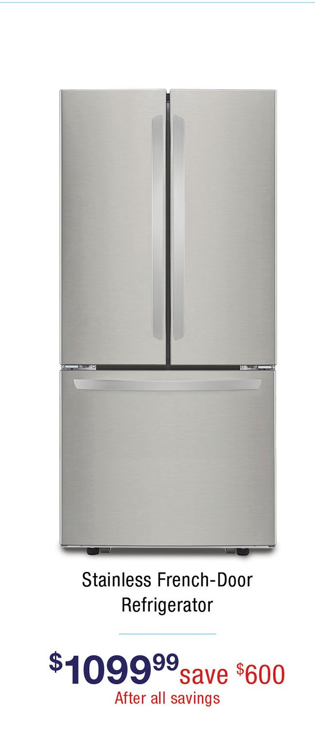 Stainless-french-door-refrigerator
