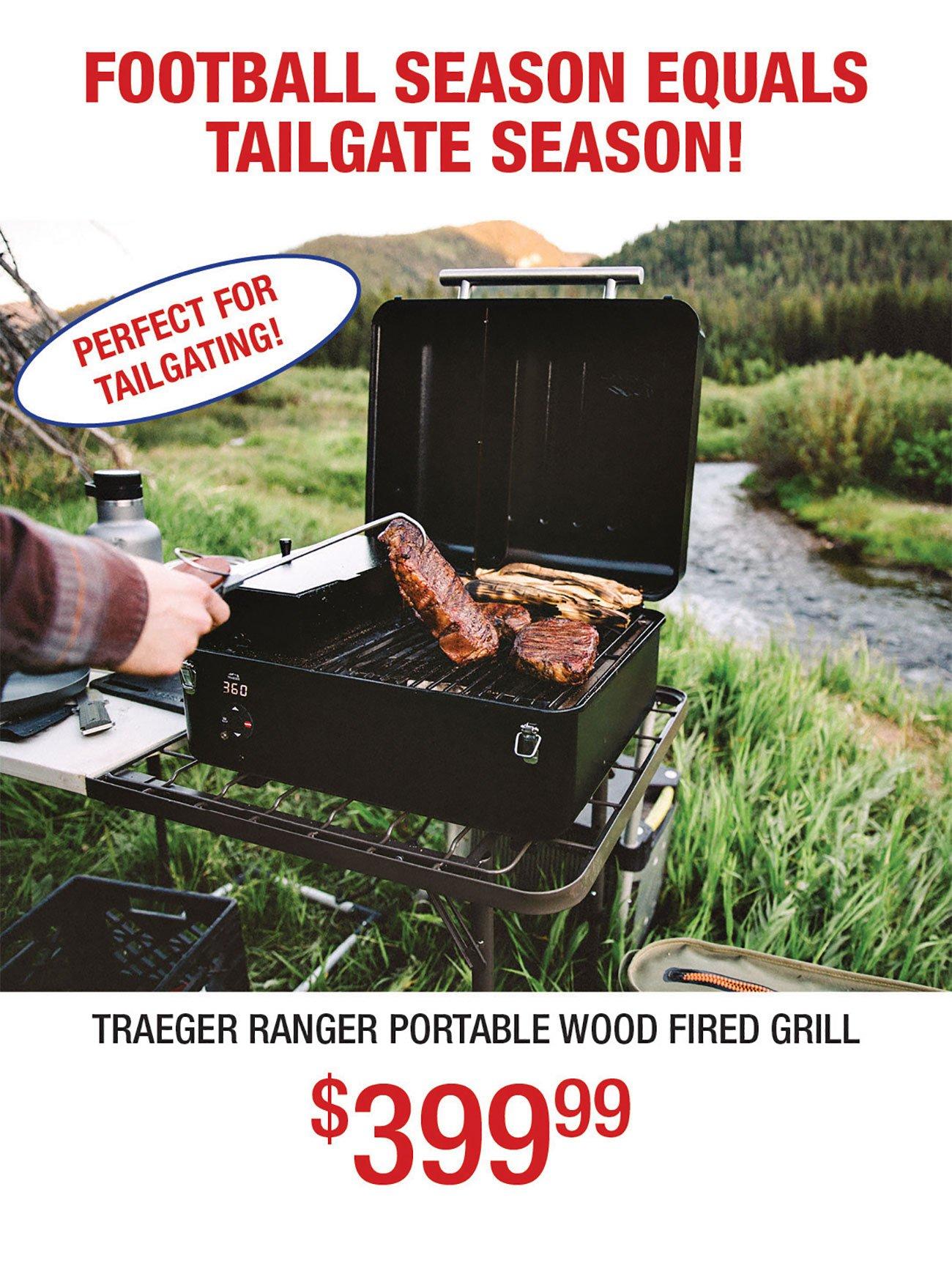 Traeger-Ranger-Portable-Grill